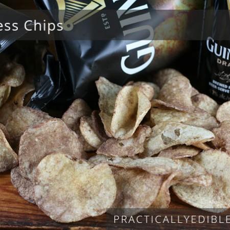 Guinness Chips Crisps
