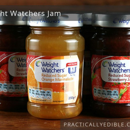 Weight Watchers Jams