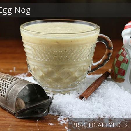 Skinny Egg Nog