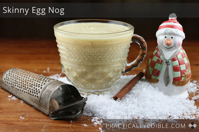 The hunt for the best egg nog recipe is over