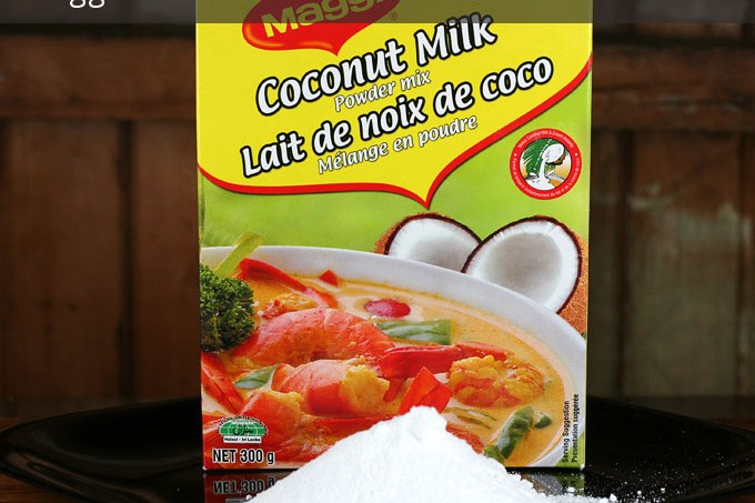 Coconut Milk Instant Powder