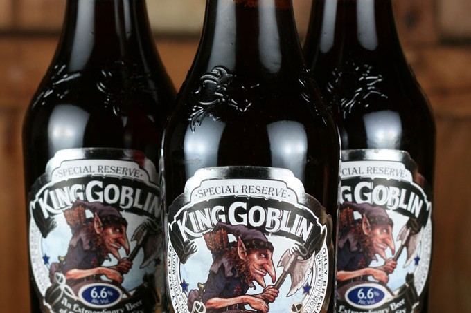 King Goblin Beer