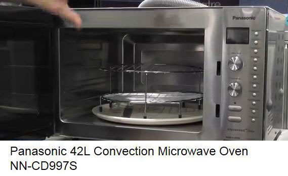 Two Level Microwave