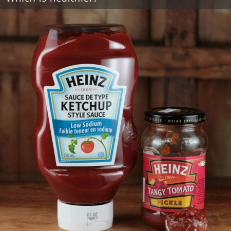 Tomato Ketchup vs Tomato Pickle