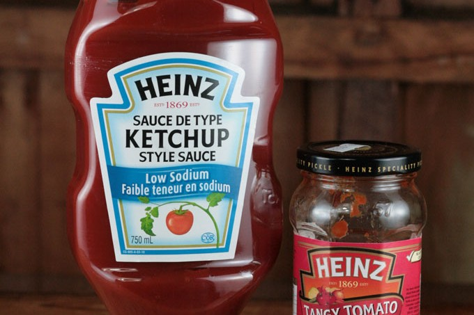 Tomato Ketchup vs Tomato Pickle