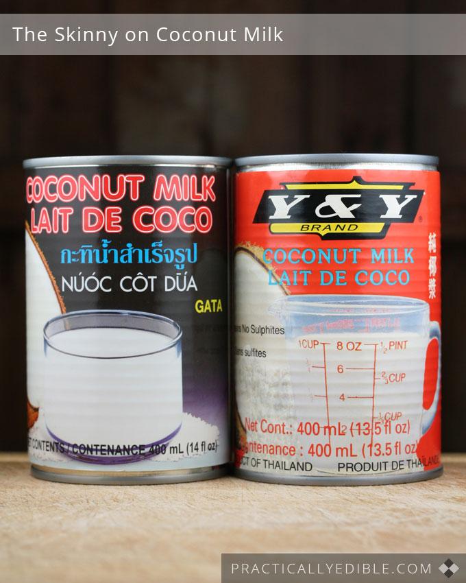 Coconut Milks