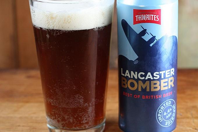 Lancaster Bomber Ale